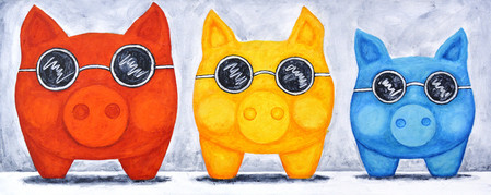 Cool Pigs